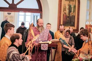 Литургия в Спасском соборе 470