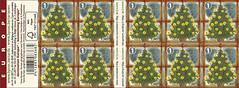 18b Carnet Noël Europe