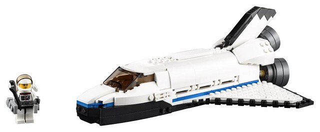 31066 Space Shuttle Explorer 2