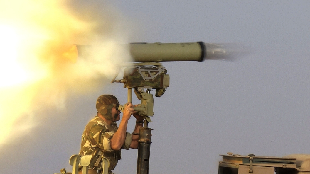 القوات البرية الجزائرية [  Missiles Anti-Chars ]   33983197455_cab358e0e5_o