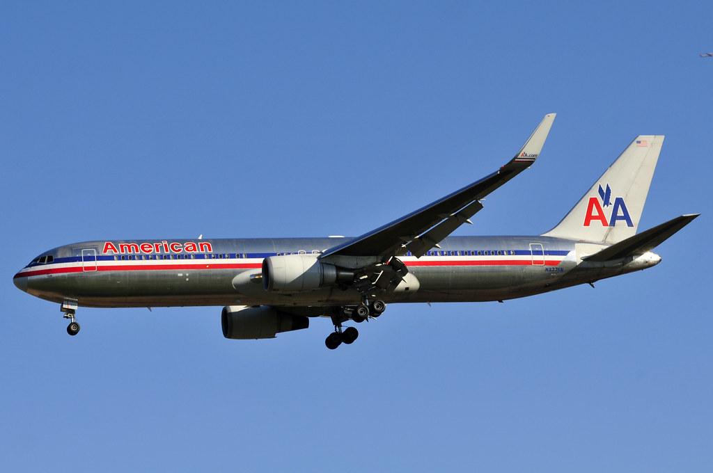 N377AN - B763 - Aerolineas Mas