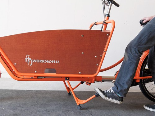 WorkCycles Kr8 bakfiets reassembly how-to 5