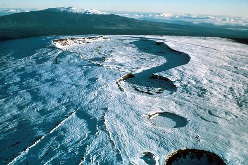 Mauna Loa: A Stirring Giant?