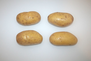 13 - Zutat Kartoffeln / Ingredient potatoes