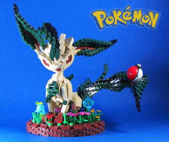 Pokemon: Leafeon