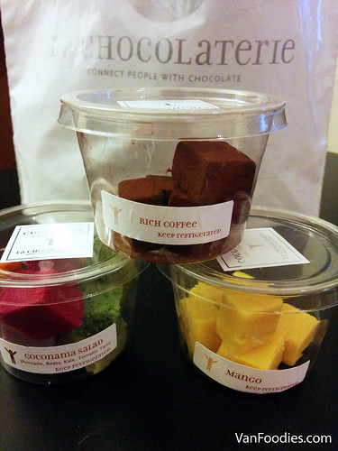 La Chocolaterie Coconama Chocolates