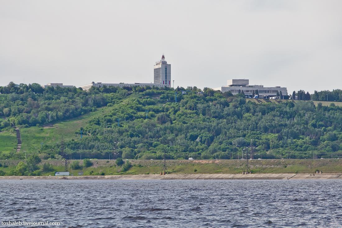 Куйбышевское водохранилище-41