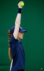Wimbledon ballgirl