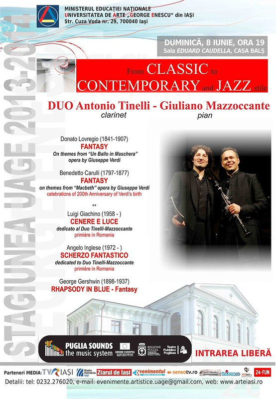 2014.06.08.Recital DUO TINELLI
