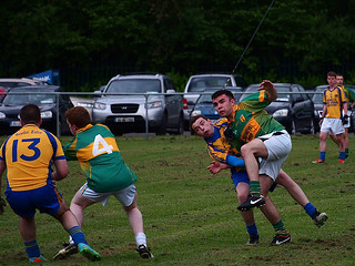 Kildangan V Etown, SFL June '14