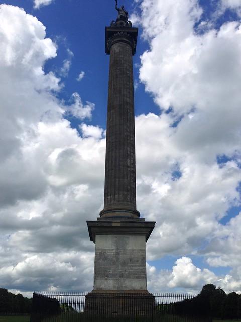 Victory Monument - Blenheim