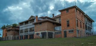urbex Asylum