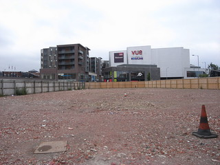 Remains of Bury Odeon!