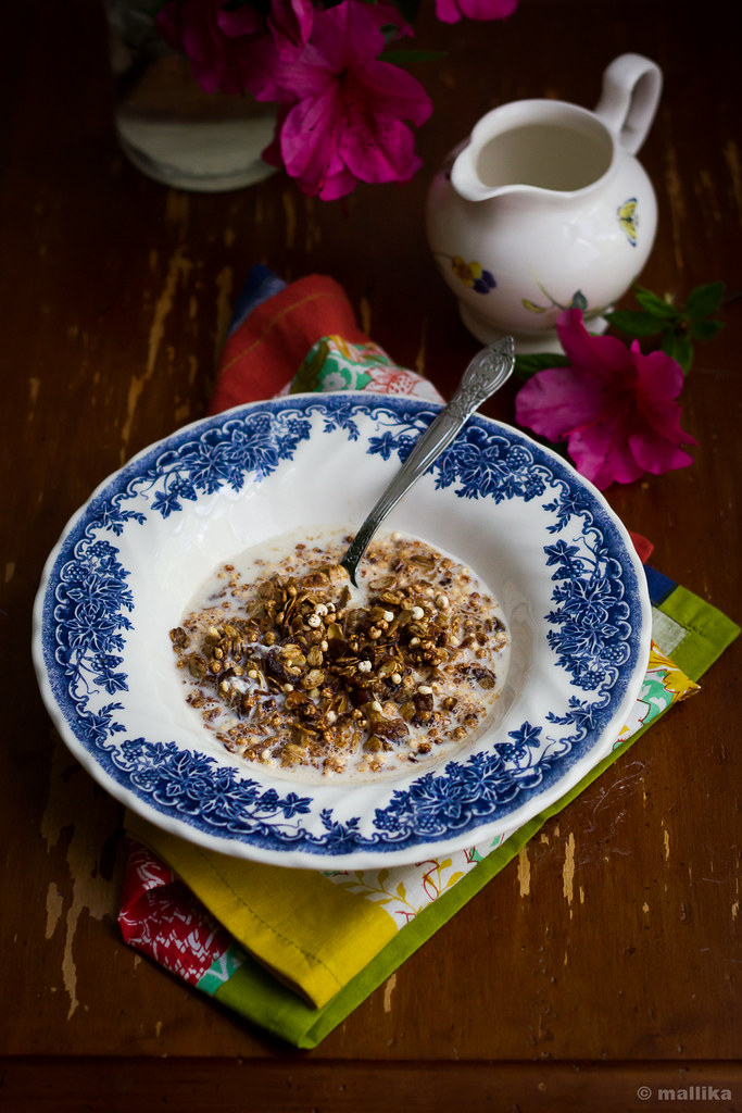 Two Grain Chocolate Granola_5