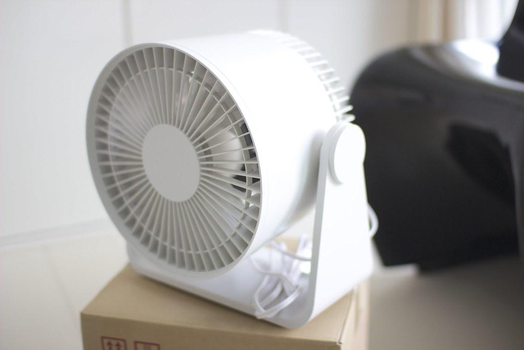 サーキュレーター(低騒音ファン)ホワイト AT‐CF18R2‐W