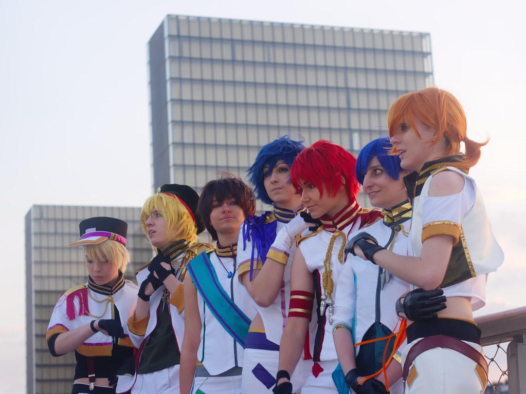 related image - Shooting Uta no Prince-sama - Paris - 2014-05-31- P1860817