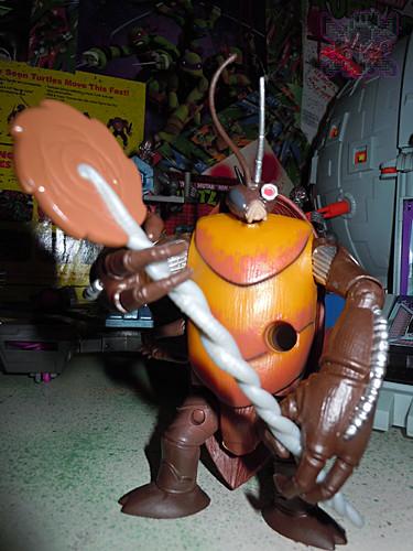 Nickelodeon  TEENAGE MUTANT NINJA TURTLES :: COCKROACH TERMINATOR V.2 viii (( 2014 ))