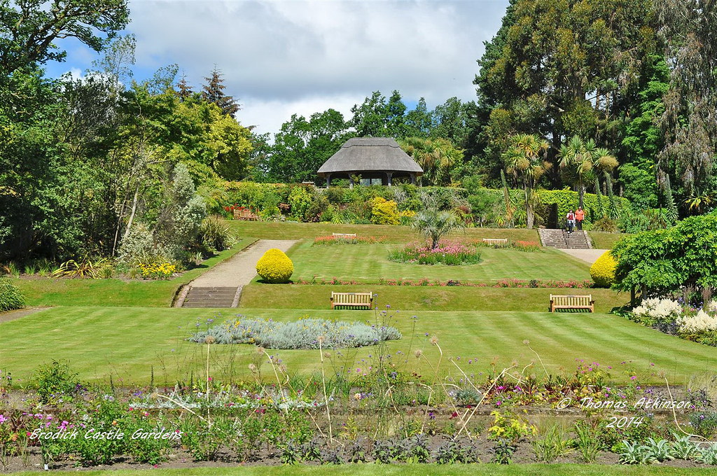 Brodick Castle, Gardens