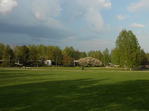 Nurminäkymä, Pohjois-Tapiola Espoo 19.5.2014