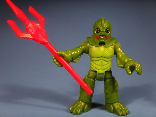 ImagiNext Series 3 Green Lagoon Swamp Man