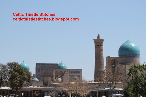 Poi-Kalyan Complex, Bukhara