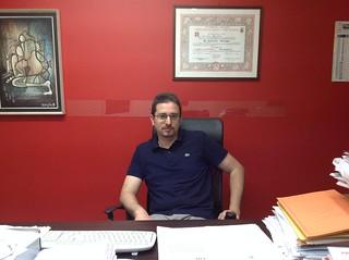Dal foro alla scrivania de francesco nuovo presidente for Scrivania avvocato