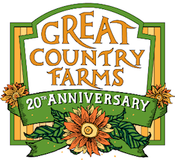 Great Country Farms Dog Days & Peaches Bluemont, V...