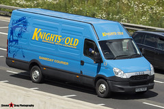 Iveco Daily 35S13 - KG62 KOO - 11-3 - Vivien - Knights of Old - M1 J10 Luton - Steven Gray - IMG_6090