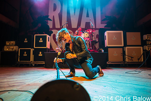 Rival Sons – 06-21-14 – The Crofoot, Pontiac, MI