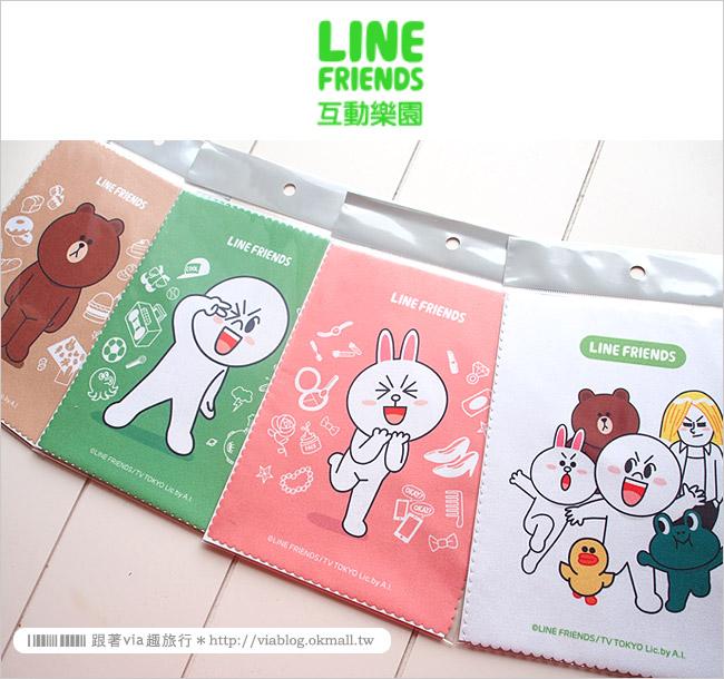 【台中line展2014】LINE台中展開幕囉!趕快來去LINE FRIENDS互動樂園玩耍去!(圖爆多)88