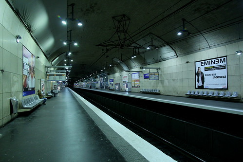 La gare du Luxembourg: Paris: August 2013 v4