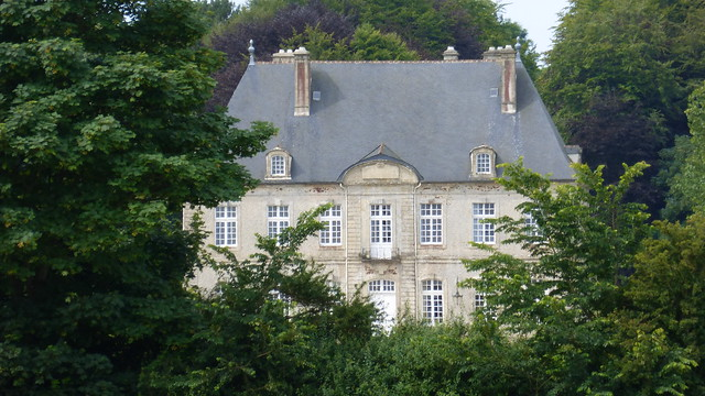 025 Château de Tourville, Lestre