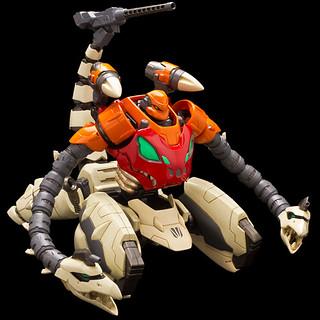 最後一位成員現身~ 恐龍小隊到齊!千值鍊 × 永井豪『恐龍蓋特3號』