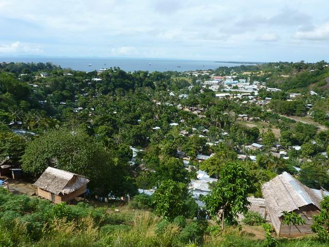071 Honiara from the Memorial