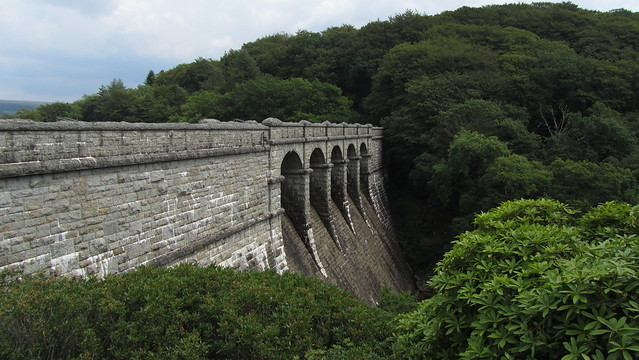 Burrator Reservoir Dam