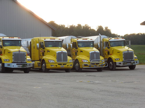 kw milk tankers