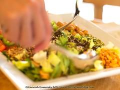 Burmese Tea Leaf Salad at Pagan