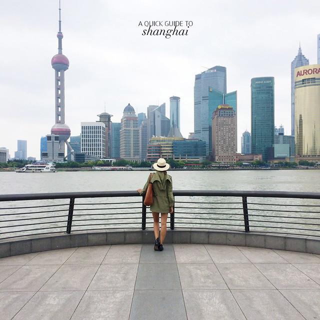 Shanghai travel guide www.apairandasparediy.com
