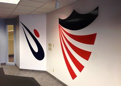USA Track and Field Indianapolis Wall Graphics