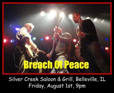 Breach Of Peace 8-1-14