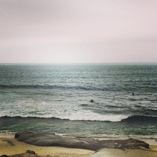 #surfers in #lajolla. #kategoestocalifornia