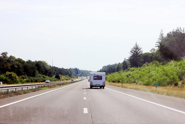 caravan zonder fiets