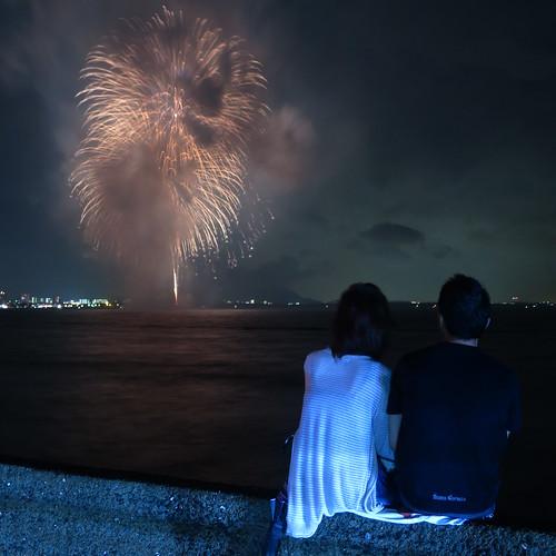 Fukutsu Fireworks Festival 2014