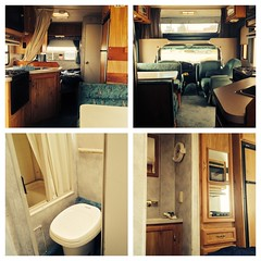 Day 39 - Rented RV Acquired For Camping Trip