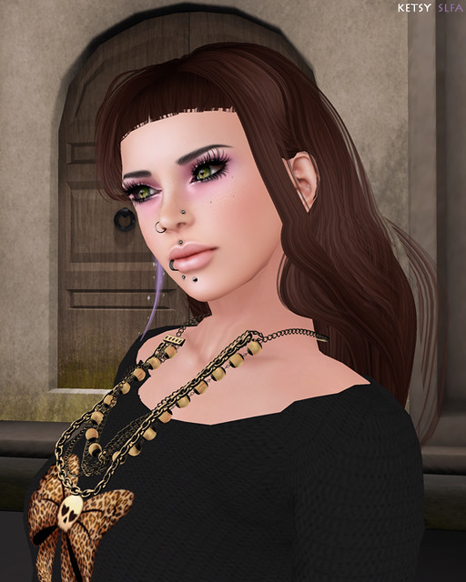 Hair Fair - A Hipster With The Blues (New Post @ Second Life Fashion Addict)
