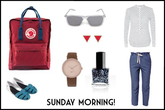 Bacpacks for Women - Sunday Morning