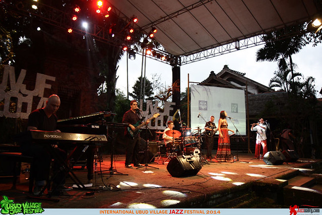 Ubud Village Jazz Festival 2014 - Alexandre Cunha (1)