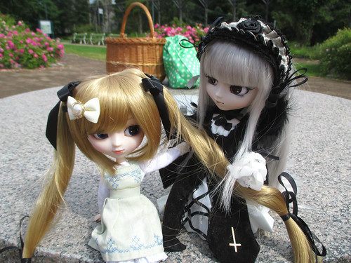Shinku & Suigintou