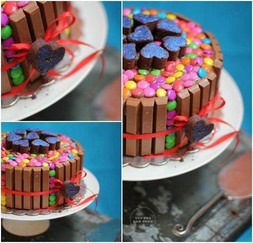 kitkat bday cake 035