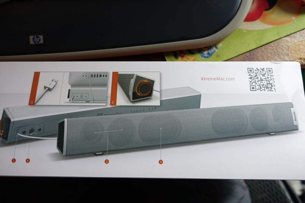 XtremeMac Box